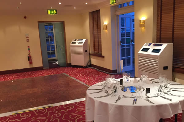 Event and Exhibition Air Conditioning Hire