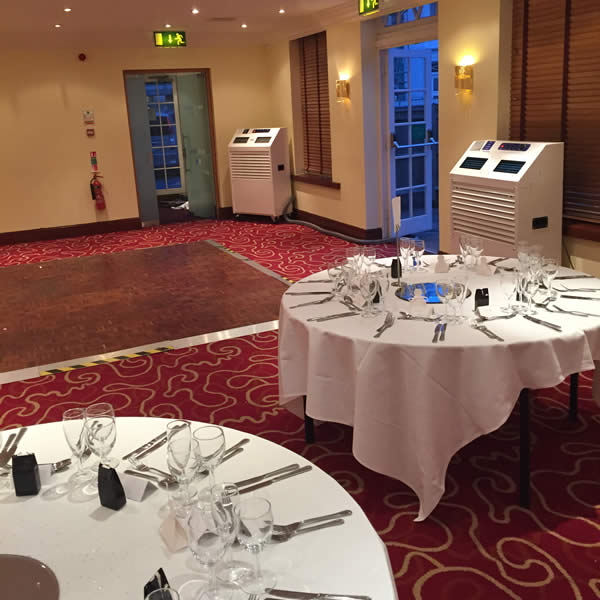 Exhibition & Event Hire Air Conditioning