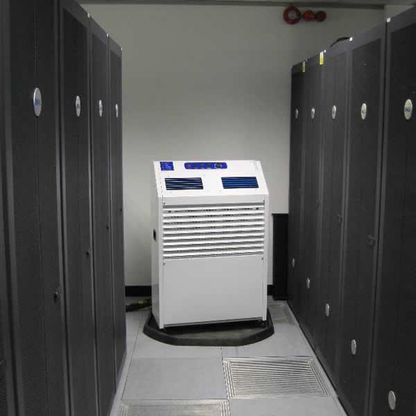Server room cooling unit