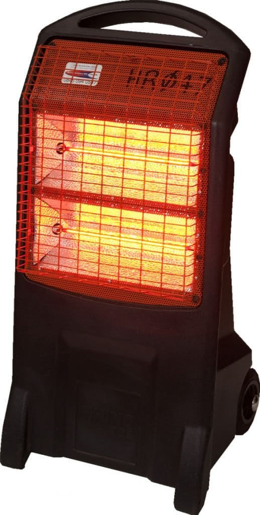3kW Infra Red Radiant Heater Hire